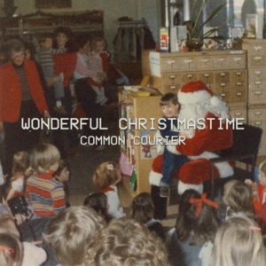 Common Courier - Wonderful Christmastime